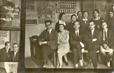 Гос. Обл. муз. техникум, 1930/31 гг.
