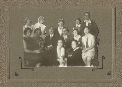 Музыкальное училище, 1931 год.
