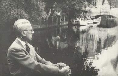 г. Брюгге, Бельгия, 1958 г.