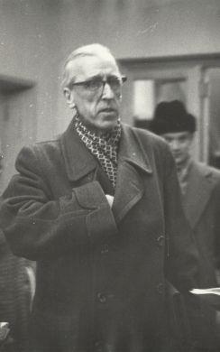 Дубна, апрель 1965 г.