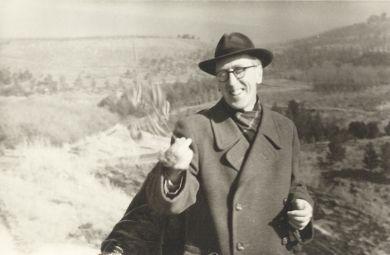 Кисловодск, январь 1958 г.