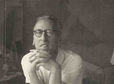 на даче, лето 1957 г.