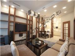 Апартаменты в Москва-Сити (Sky Suite)