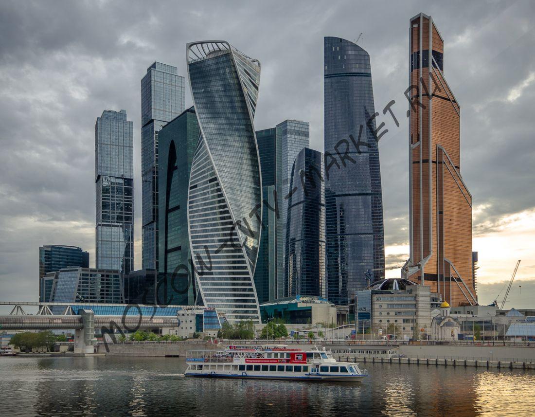 Прогулка на теплоходе Москва-222 (2 часа)