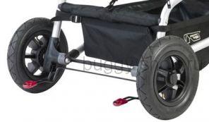 Заднее колесо в сборе для Mountain Buggy Duet для колясок после 2016 года