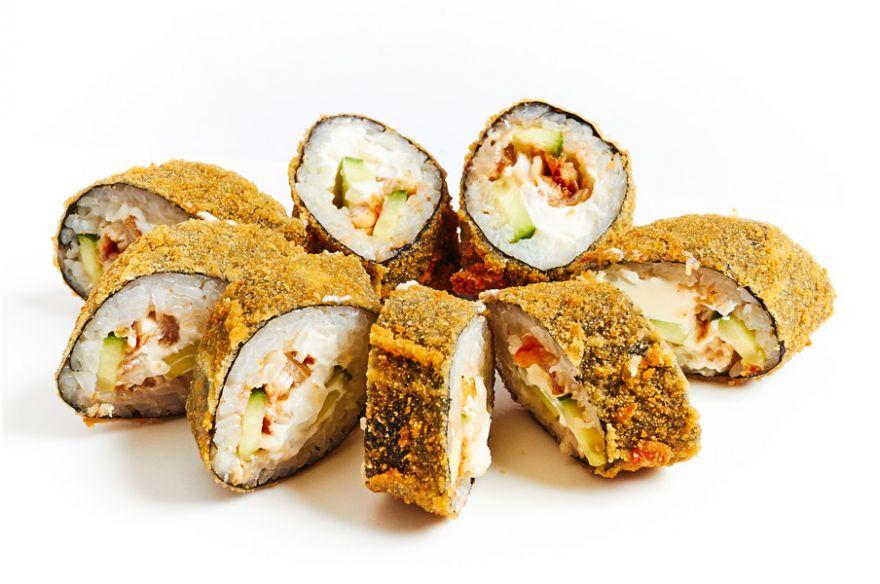 Страйк с морепродуктами