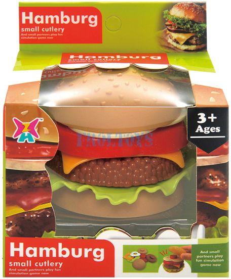Гамбургер Hamburg XJ326H-1 конструктор