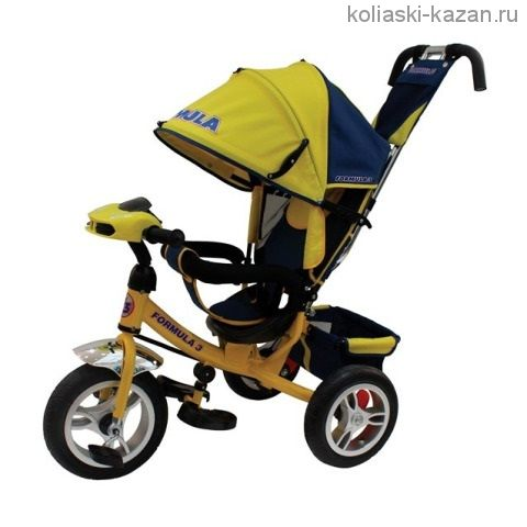 Велосипед Formula A3 с фарой (сборка бесплатно)