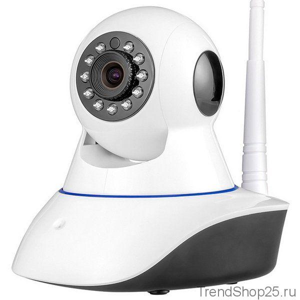 Поворотная ip-камера для помещений