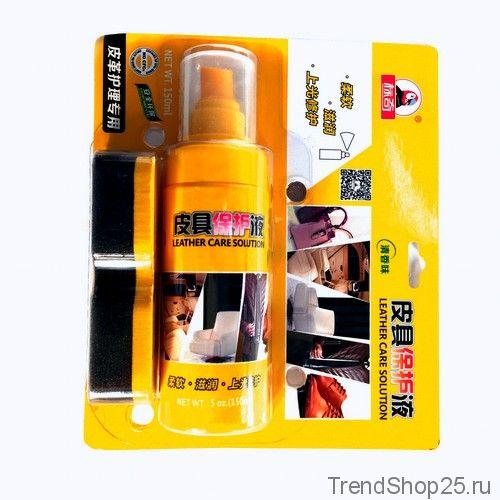 Чистящее средство для изделий их кожи Leather Care Solution