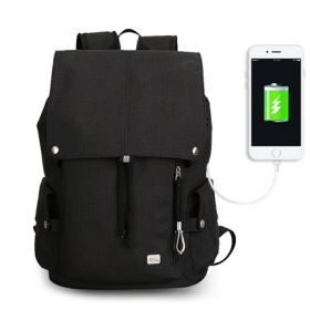 Рюкзак Mark Ryden Backpack (с внешним USB) черный