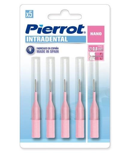 Межзубные ершики Pierrot Nano Intradental 0.8 мм