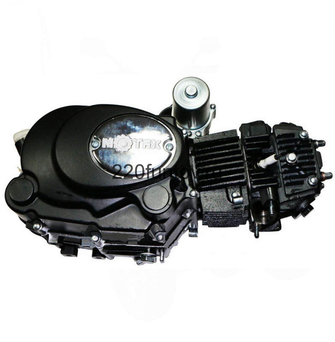 Двигатель 1+1 125 см3