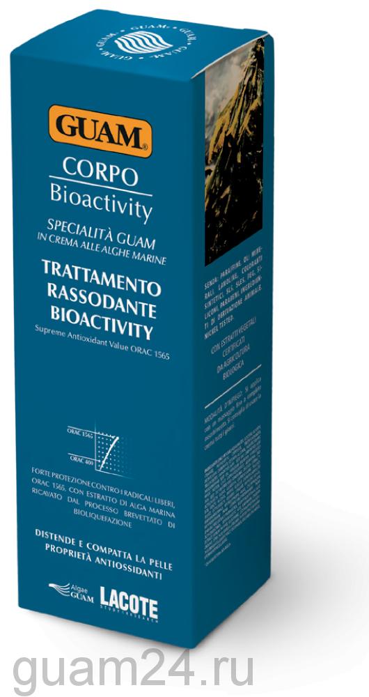 GUAM Крем подтягивающий биоактивный для тела, 200 мл код 0735