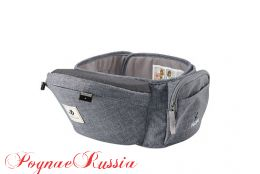 "Хипсит Pognae (Понье) No5 All New ""Denim Grey"" (сиденье)"