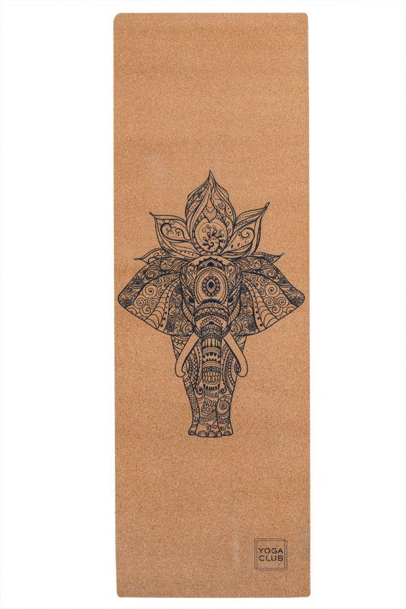 Пробковый коврик Elephant 183*61*0,3см