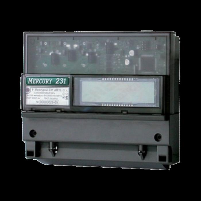 Счётчик Меркурий 231 АRT-01 Ш трёхфазный