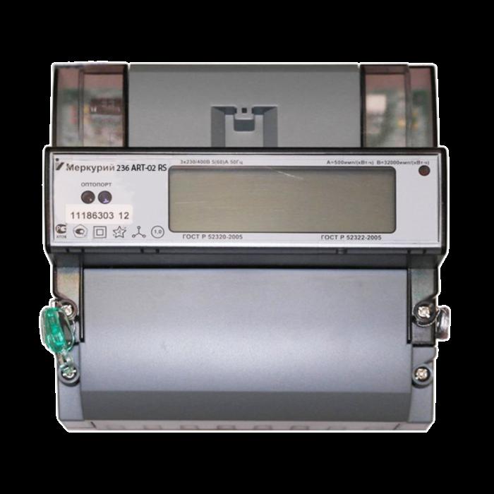 Счётчик Меркурий 236 АRT-03 PQRS трёхфазный