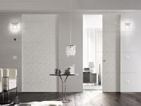 Пенал Eclisse Syntesis Luce  для одностворчатой раздвижной двери