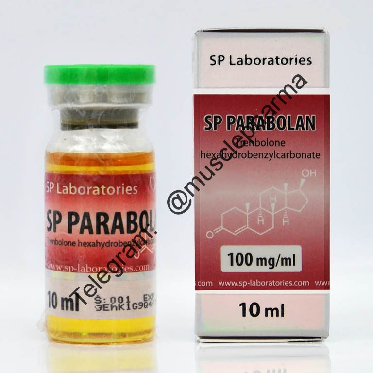 PARABOLAN  (ПАРАБОЛАН) SP LABS. 100 мг/мл. 1 флакон * 10 мл