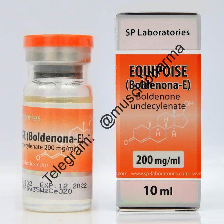 BOLDENONE (БОЛДЕНОН). SP LABS.  200 мг/мл 10 мл* 1 флакон