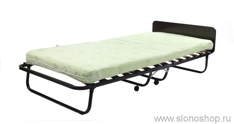 """Раскладная кровать (раскладушка) """"LeSet 208"""" (200х90х42) 120кг"""