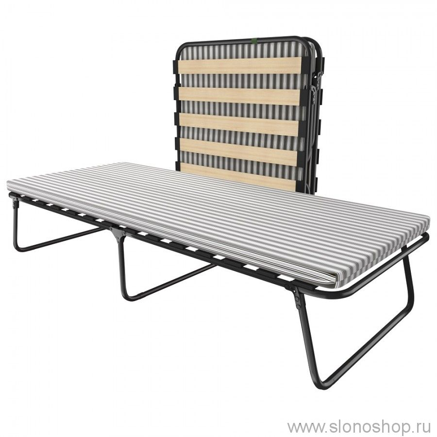 Раскладная кровать (раскладушка) LeSet 212 (1900х793х385) до 200 кг