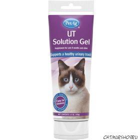 UT Solution Gel for Cats от американской компании PetAg  - 100 гр.