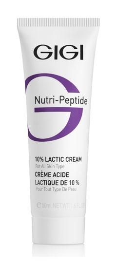 NUTRI-PEPTIDE 10% Lactic Cream Крем пептидный увлажняющий с 10% молочной кислотой
