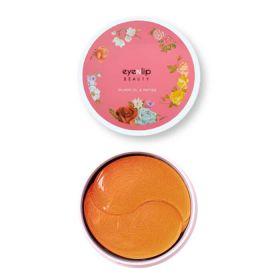 Eyenlip Salmon Oil & Peptide Hydrogel Eye Patch 60шт - гидрогелевые патчи с лососевым маслом и пептидами