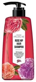 WELCOS AROUND ME Rose Hip Hair Shampoo 500ml - Шампунь для волос с маслом шиповника