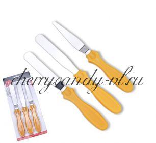 Набор шпателей кондитерских (спатула)