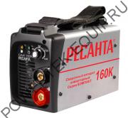 Сварочный инвертор MMA Ресанта САИ-160К