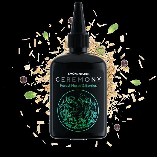 Smoke Kitchen CEREMONY - Лесные травы и ягоды