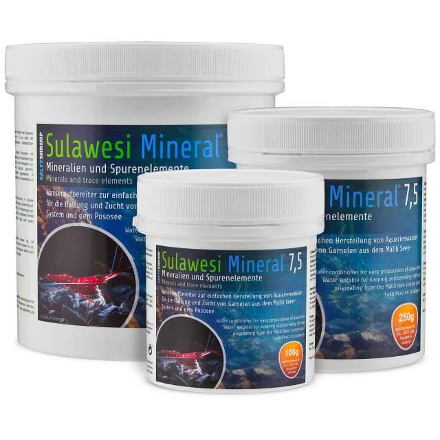 Sulawesi Mineral 7,5 110g /250g /900g /3000g