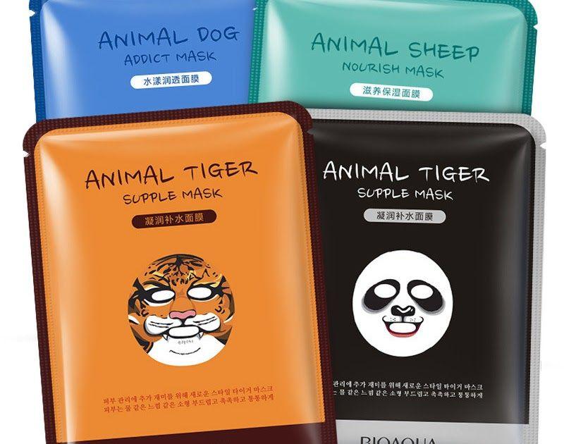 Тканевая маска для лица Images animal sheep nourish mask