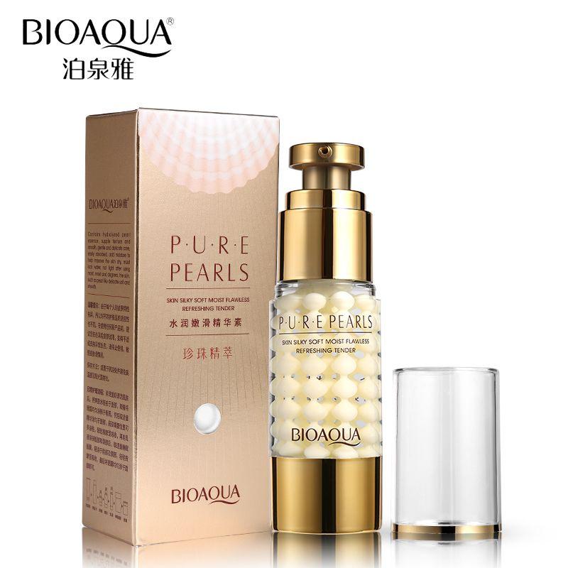 Омолаживающая сыворотка BioAqua Pure Pearls