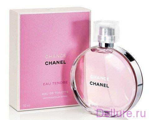 Версия Chance eau Tendre (Chanel)