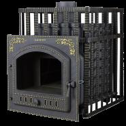 Чугунная печь для бани Гефест ЗК (ПБ-100ПС-ЗК)