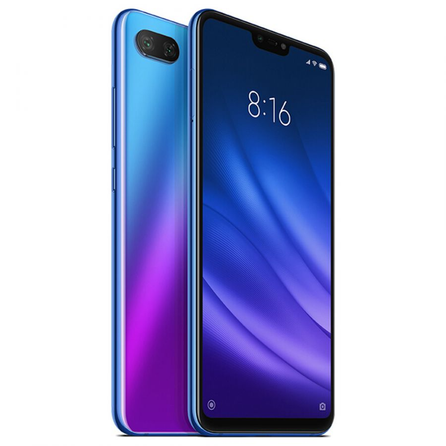 Xiaomi Mi 8 Lite Blue 6/128Gb