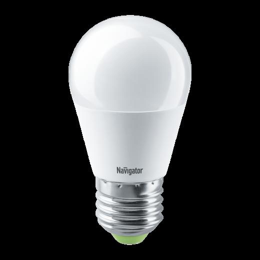 Лампа G45 светодиодная 8.5 Вт. FR Navigator Е27