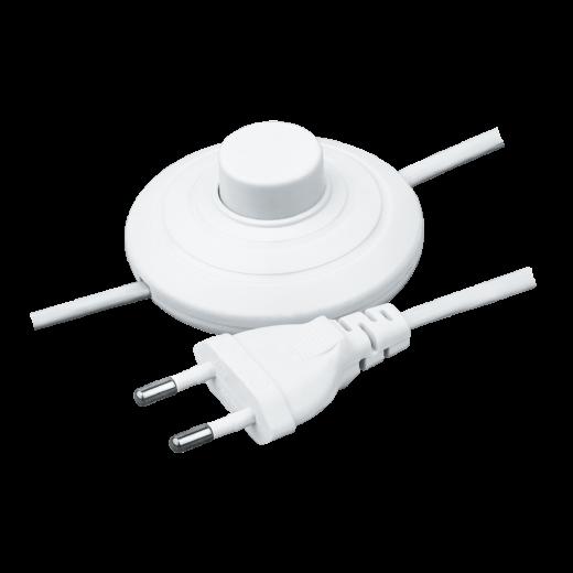 Шнур сетевой напольный с ВКЛ 1.7 м