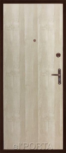 Дверь входная Ультра Про| Беленый дуб