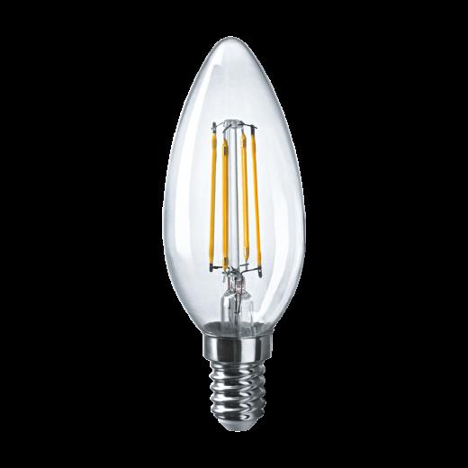 Лампа F-C35 светодиодная 6 Вт. Navigator Е14