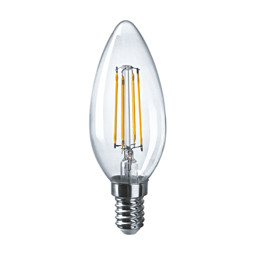 Лампа F-C35 светодиодная 4 Вт. Navigator Е14