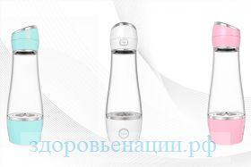 Генератор водородной воды, с протонно-обменной мембраной DUPONT NAFION N-117