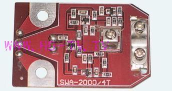 SWA2000: Ку 28-34 дБ, ток потребления 25 мА