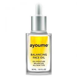 Ayoume Balancing Face Oil 30ml - масло восстанавливающее для лица