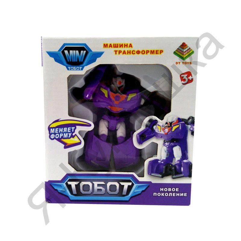 Робот-трансформер МИНИ-ТОБОТ (новое поколение)