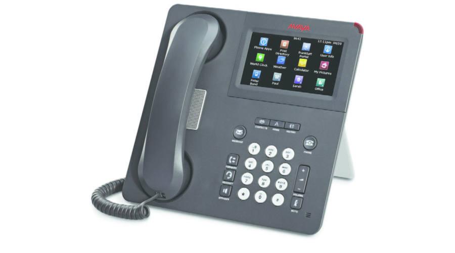 VoIP-телефон Avaya 9650